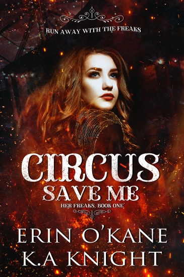 circus save me-ebook complete